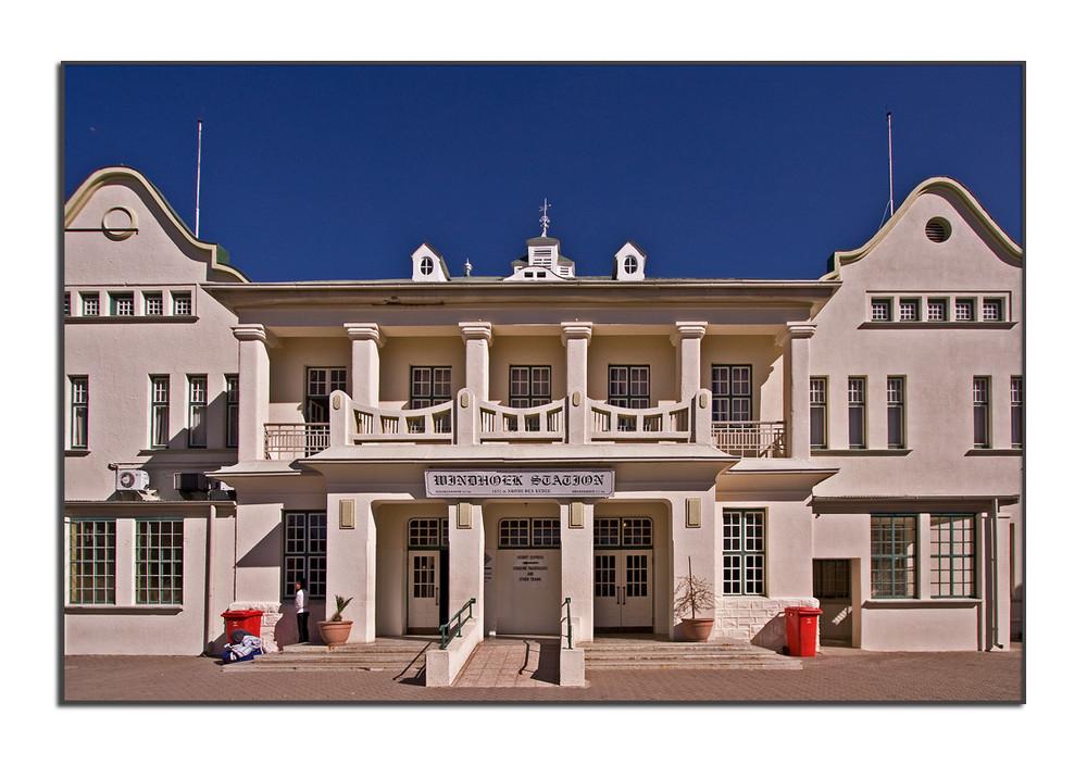 Railway Station, Windhoek