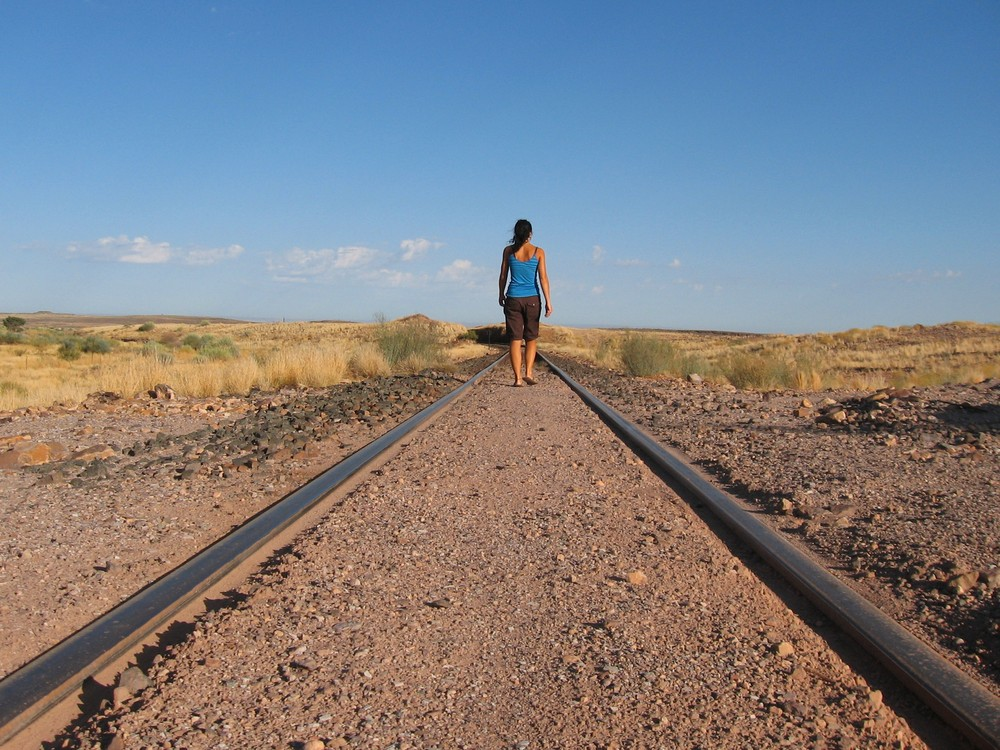 Railway to Windhoek