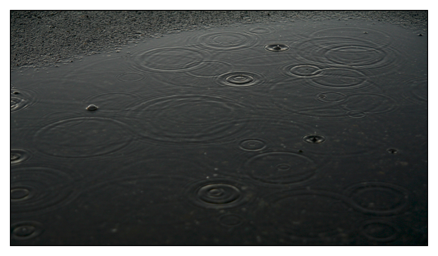 - _rain -