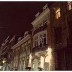 Rain for Christmasmarket Leuven 16 12 2011