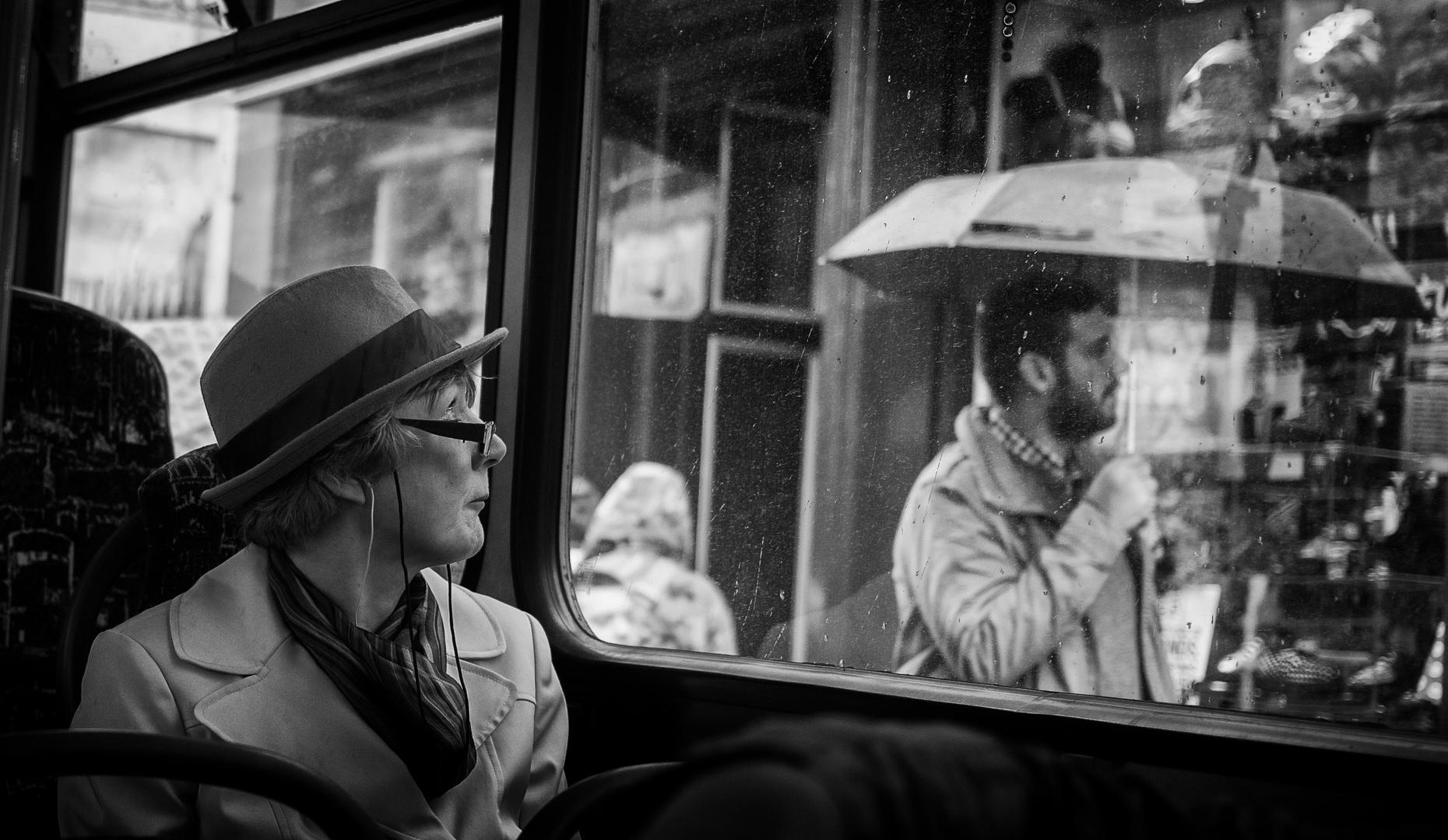 rain in Edinburgh