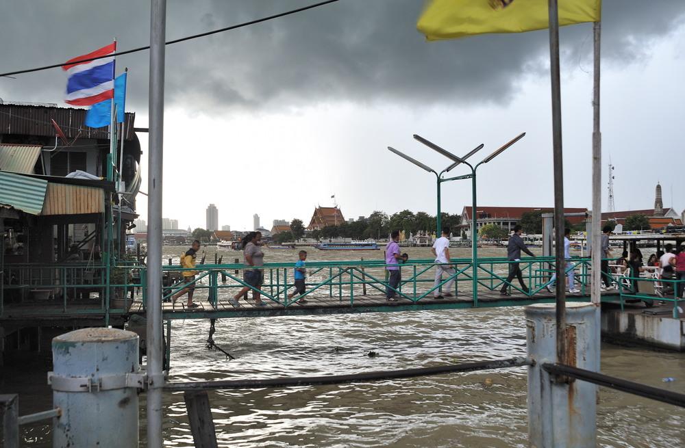Rain is coming soon