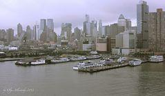 Rain, NY