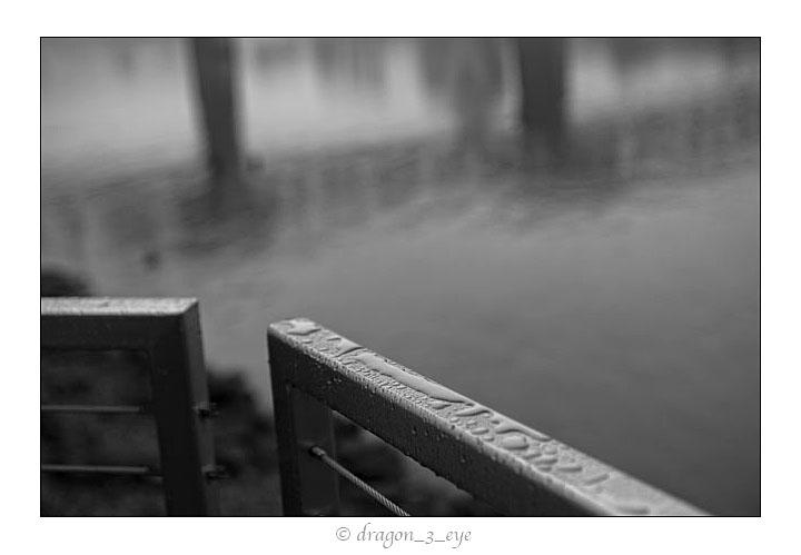 Rain on Steel