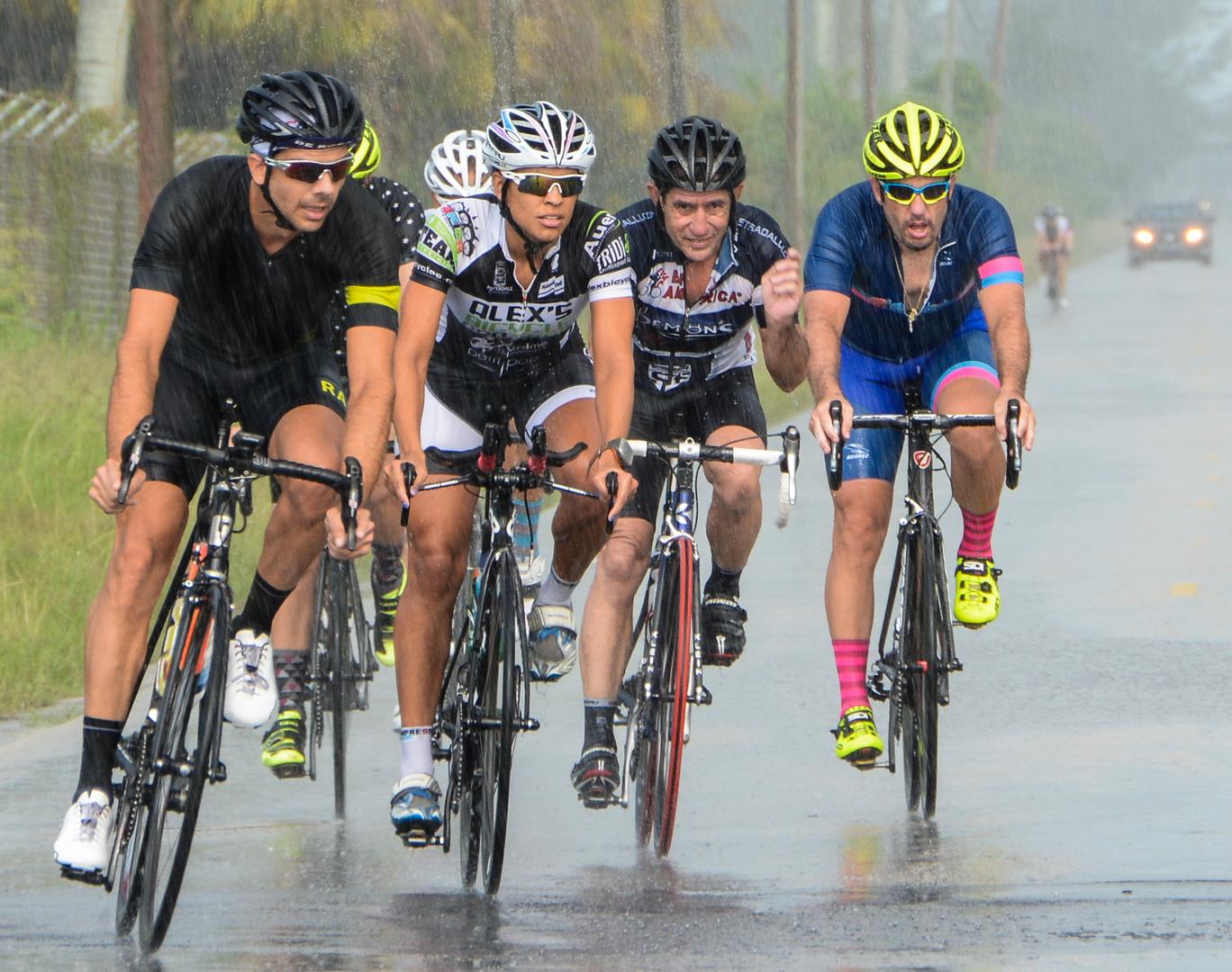 Rain or Shine, We Ride