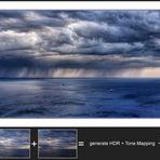 Rain Storm ...