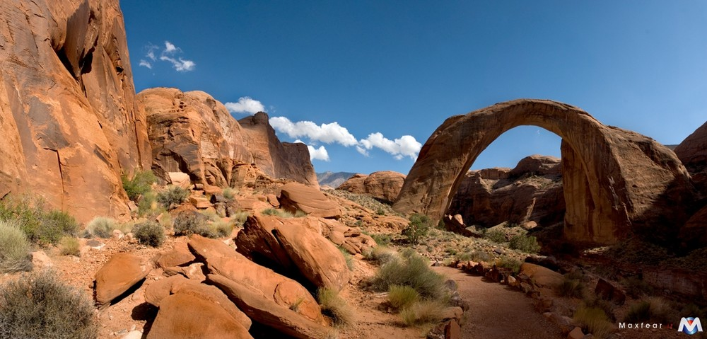 Rainbow Bridge - Lake Powell
