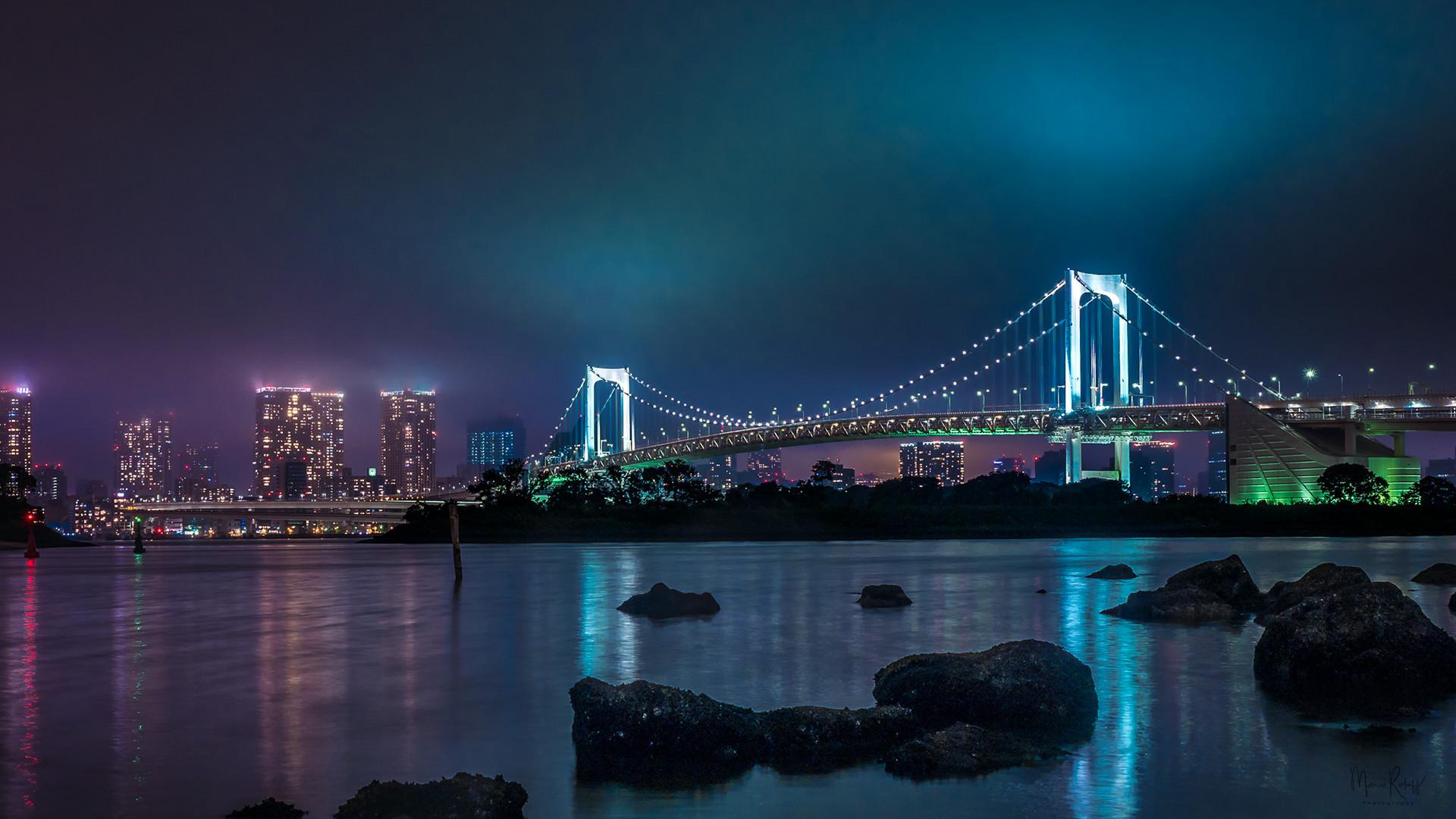 Rainbow Bridge — Tokio
