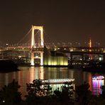 Rainbow Bridge - Tokyo Bay