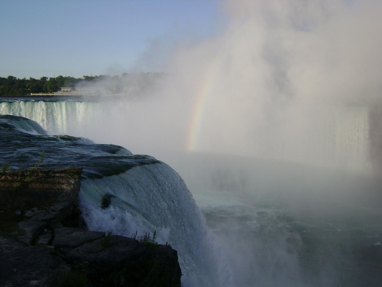 Rainbow, Niagara Falls