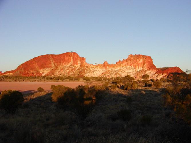Rainbow-Valley, Australien