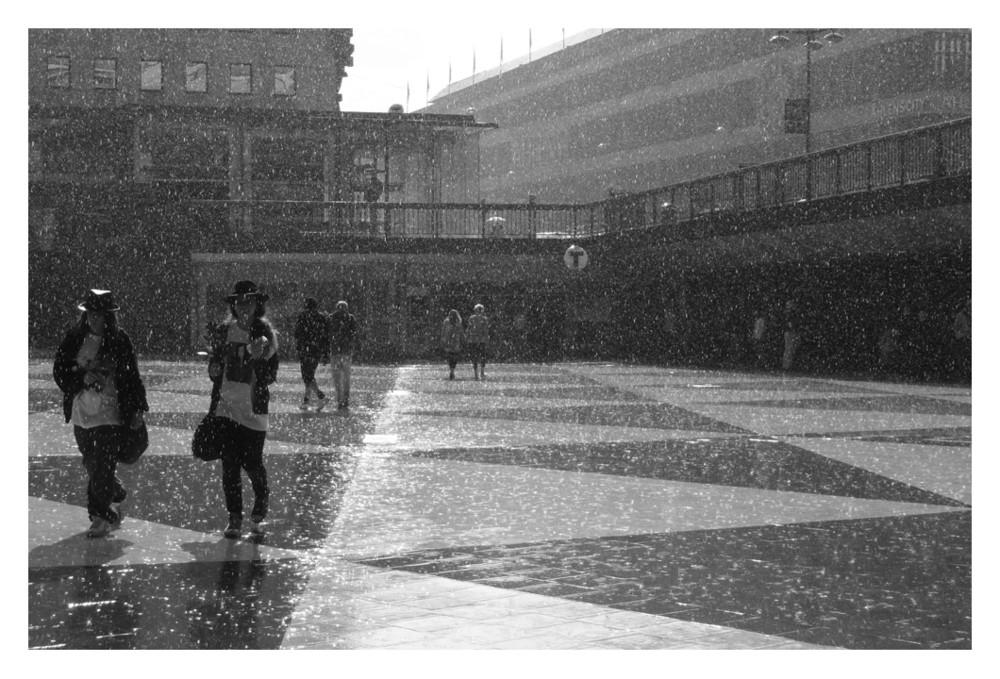 Raintrops....
