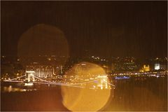 Rainy Budapest