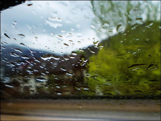 rainy day ;)