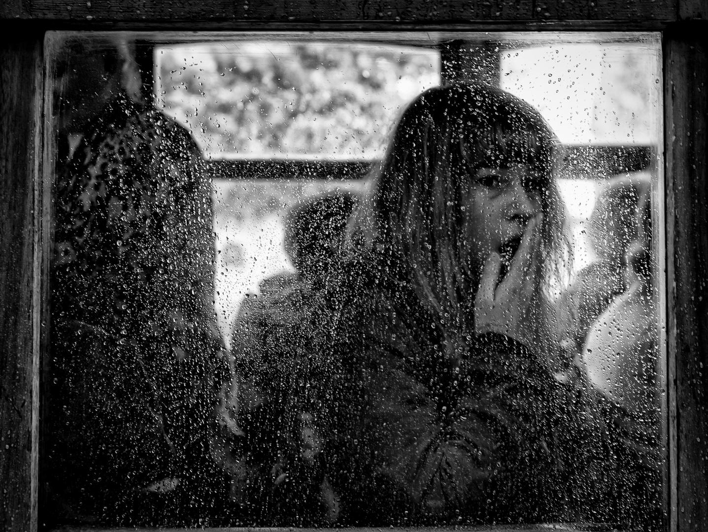 Rainy day in Lisboa