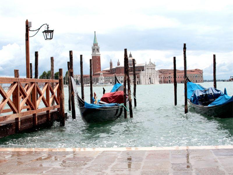 Rainy Day in Venezia