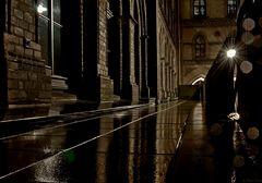 rainy feeling