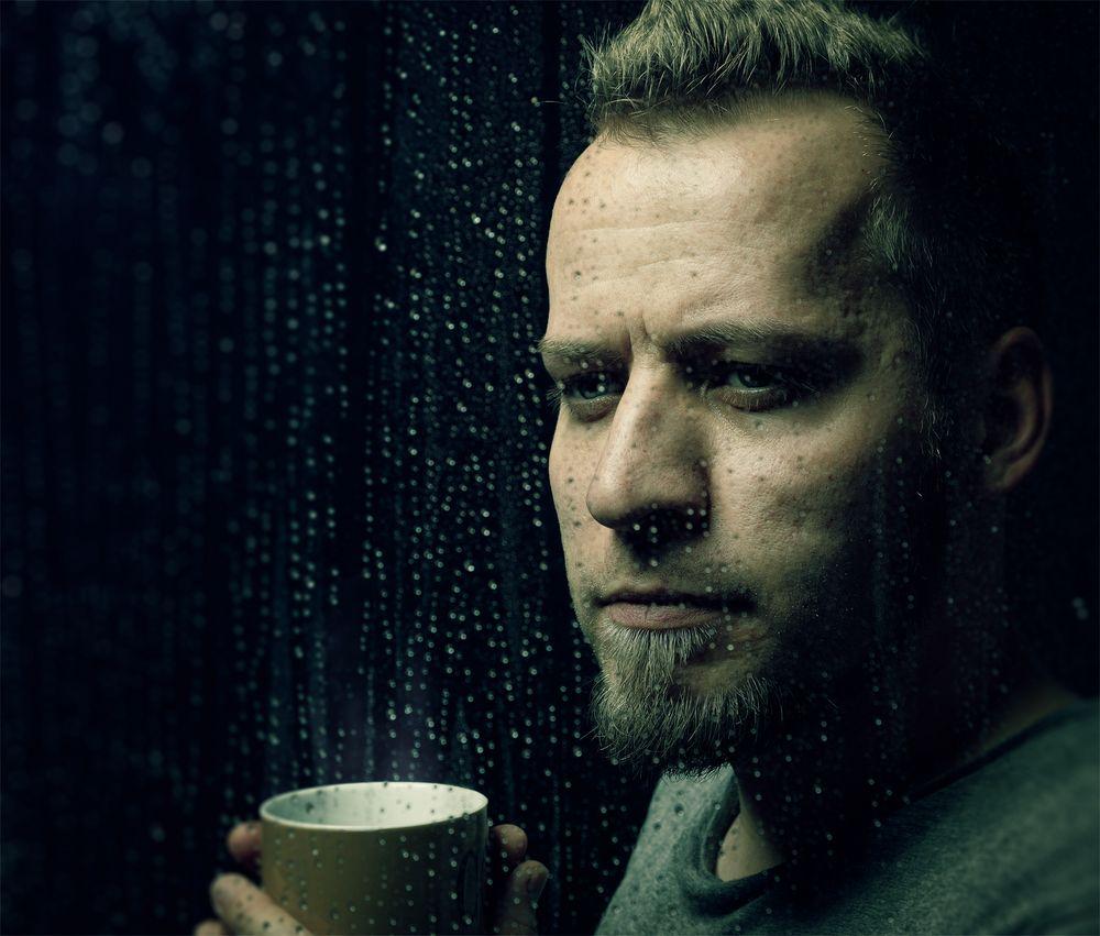 rainy tea time