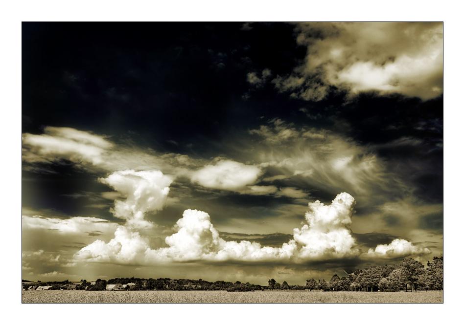 ~ raising clouds ~