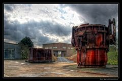 Raketenstation Hombroich ...