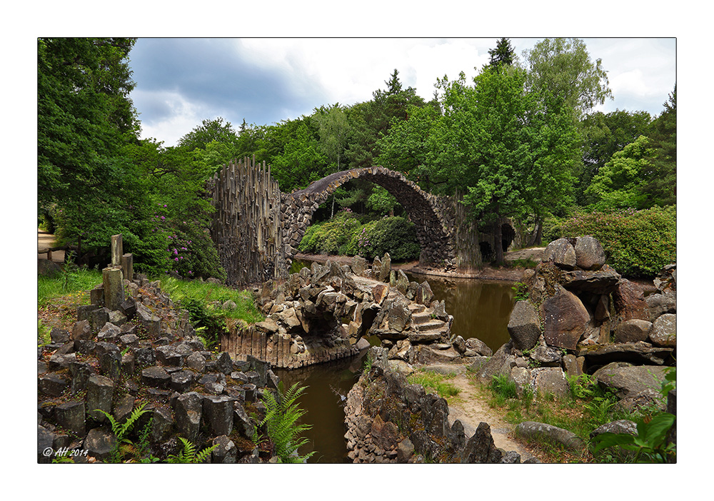 Rakotzbrücke - 2
