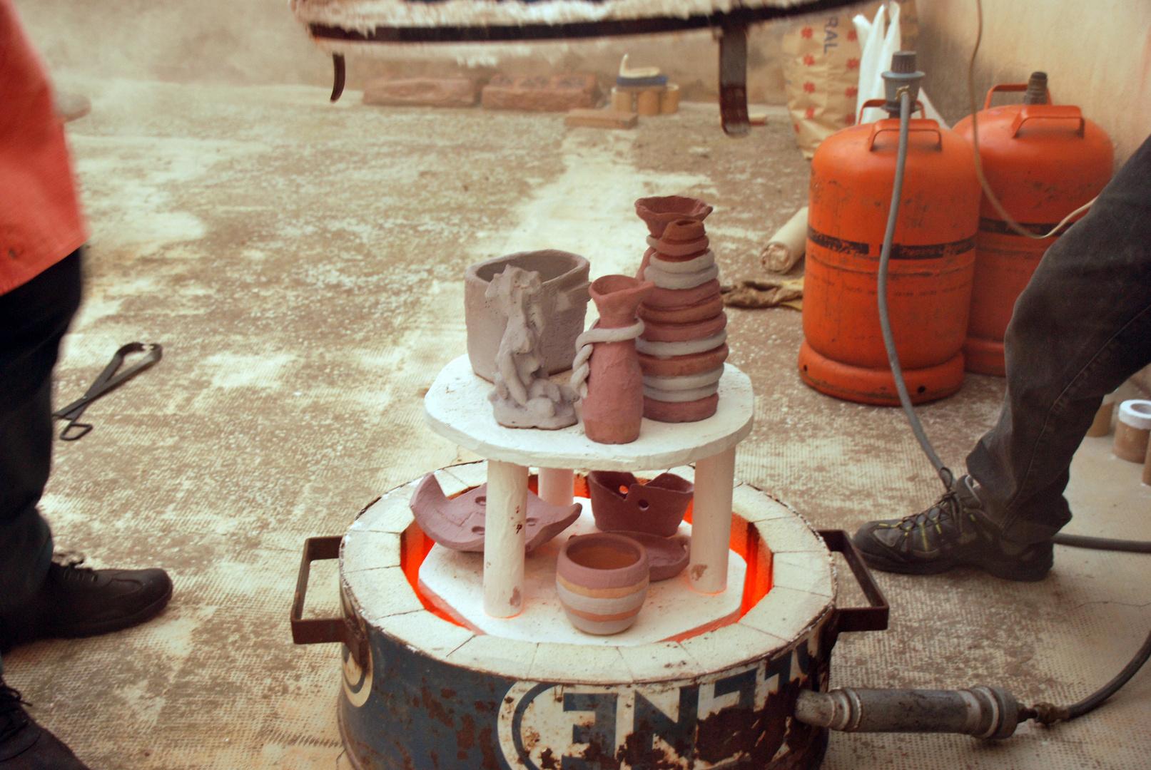 RAKU Ceramica Japonesa