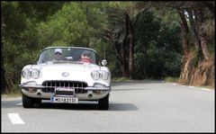 Rally St. Tropez -Corvette-