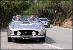 Rally St. Tropez -Ferrari-