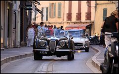 Rally St. Tropez --Jaguar--