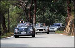 Rally St. Tropez --Porsche--