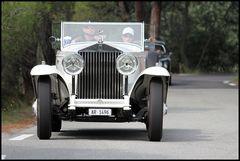 Rally St. Tropez -Rolls Royce-