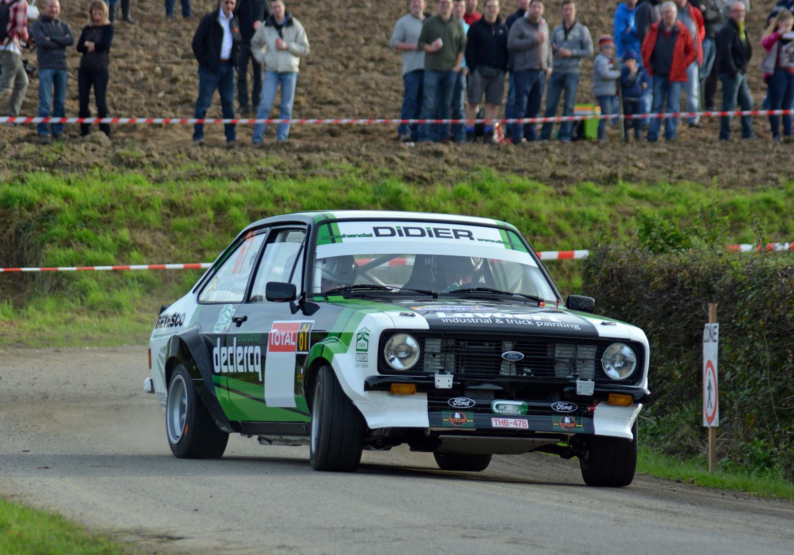 Rallye Auto Legende Part I Foto Bild Sport Motorsport