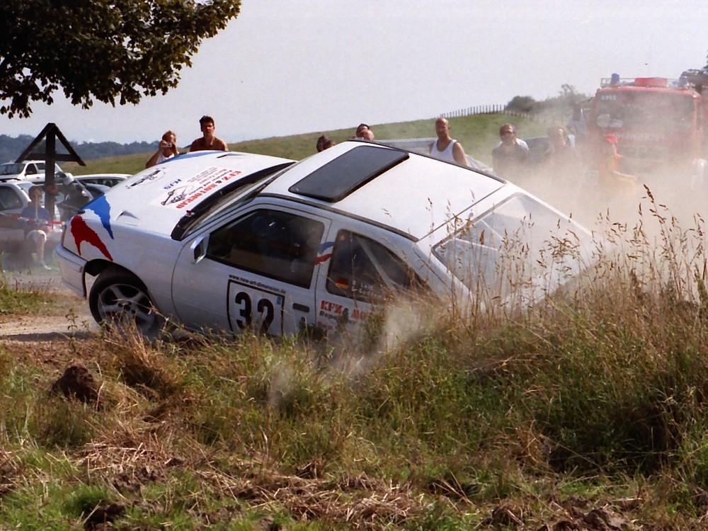 """Rallye Blankenheim 2004 - """"Showeinlage"""""""