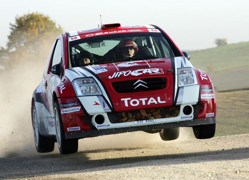Rallye C2 rot