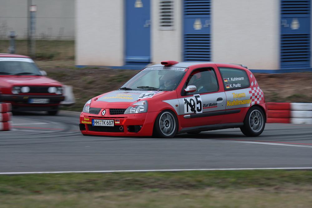 Rallye Clio