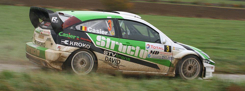 Rallye Condroz 2010