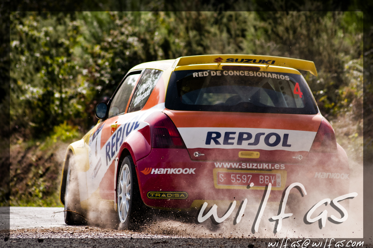 Rallye de Ferrol 2011