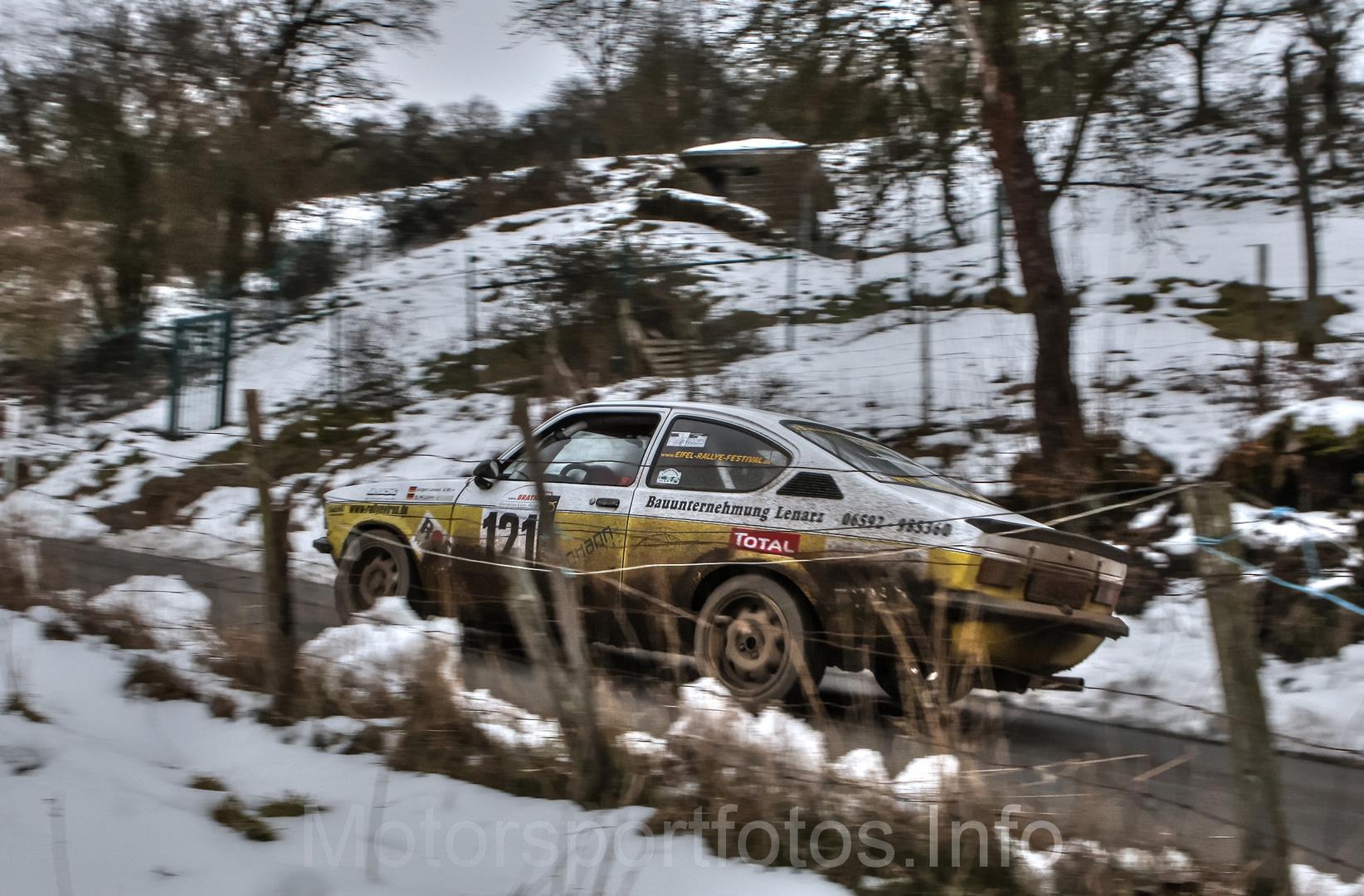 Rallye Kempenich 2013