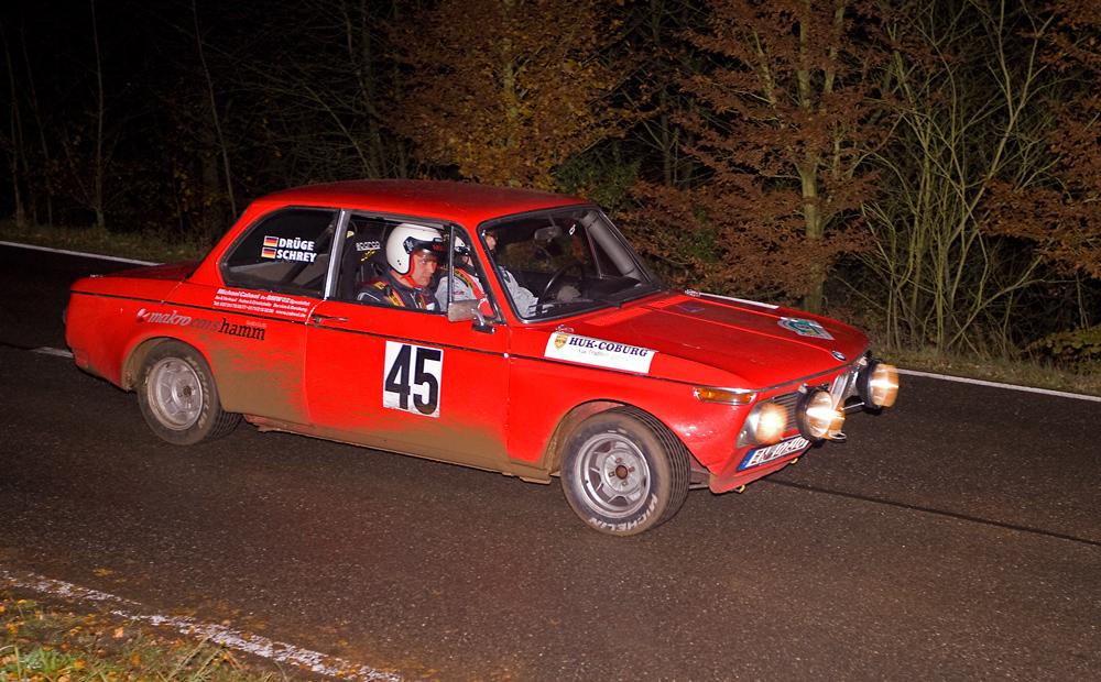 Rallye Köln Ahrweiler November 2007 #1
