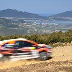 Rallye mit Aussicht ...