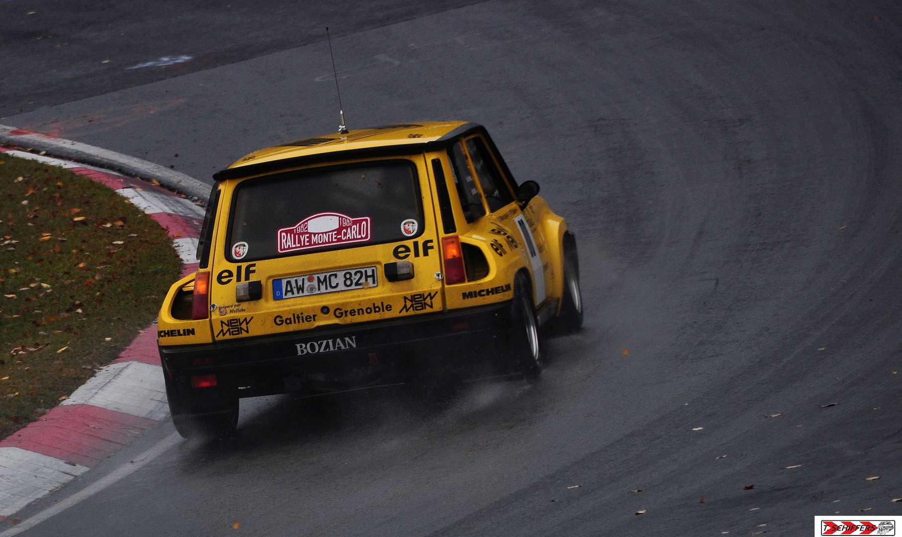 Rallye Monte-Carlo 1982
