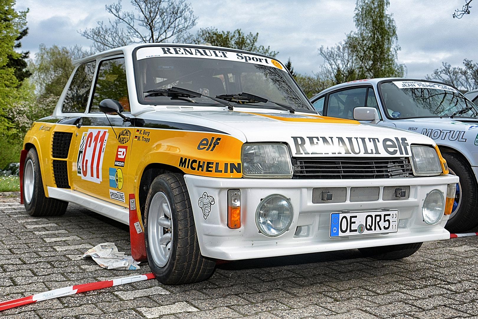 Rallye Oberberg 2015