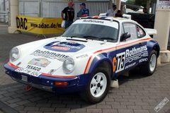 Rallye Porsche 953 ...