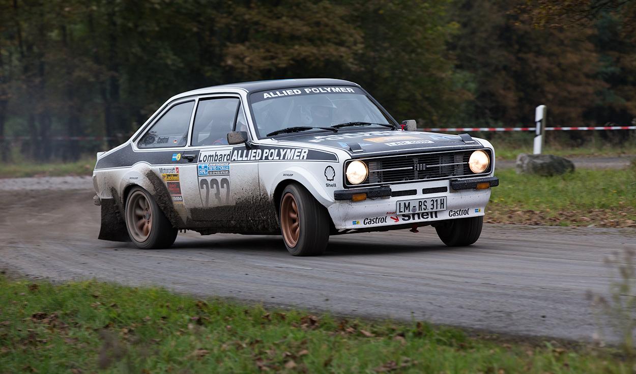 Rallye Siegerland-Westerwald 2013