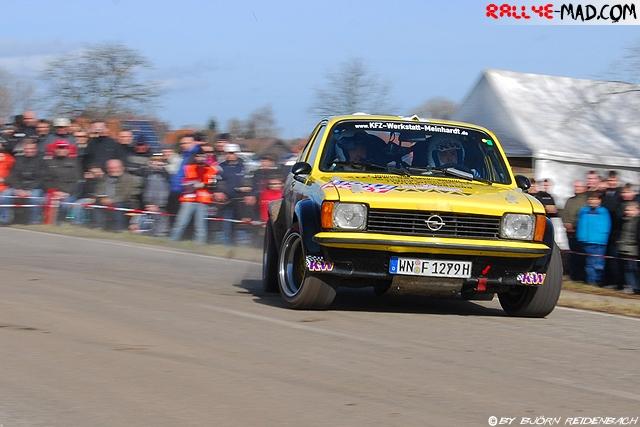 Rallye SÜW 2010 Opel Kadett C Coupe
