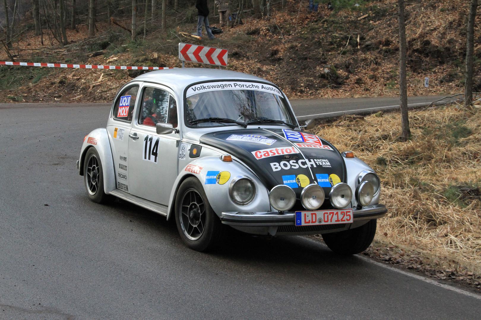 Rallye SÜW 2012...