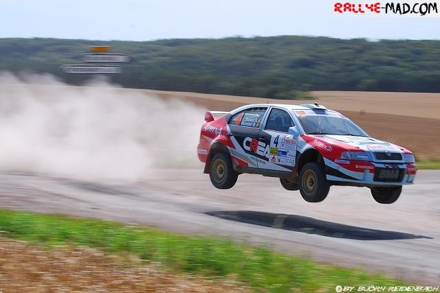 Rallye Terre de Langres Skoda Octavia WRC
