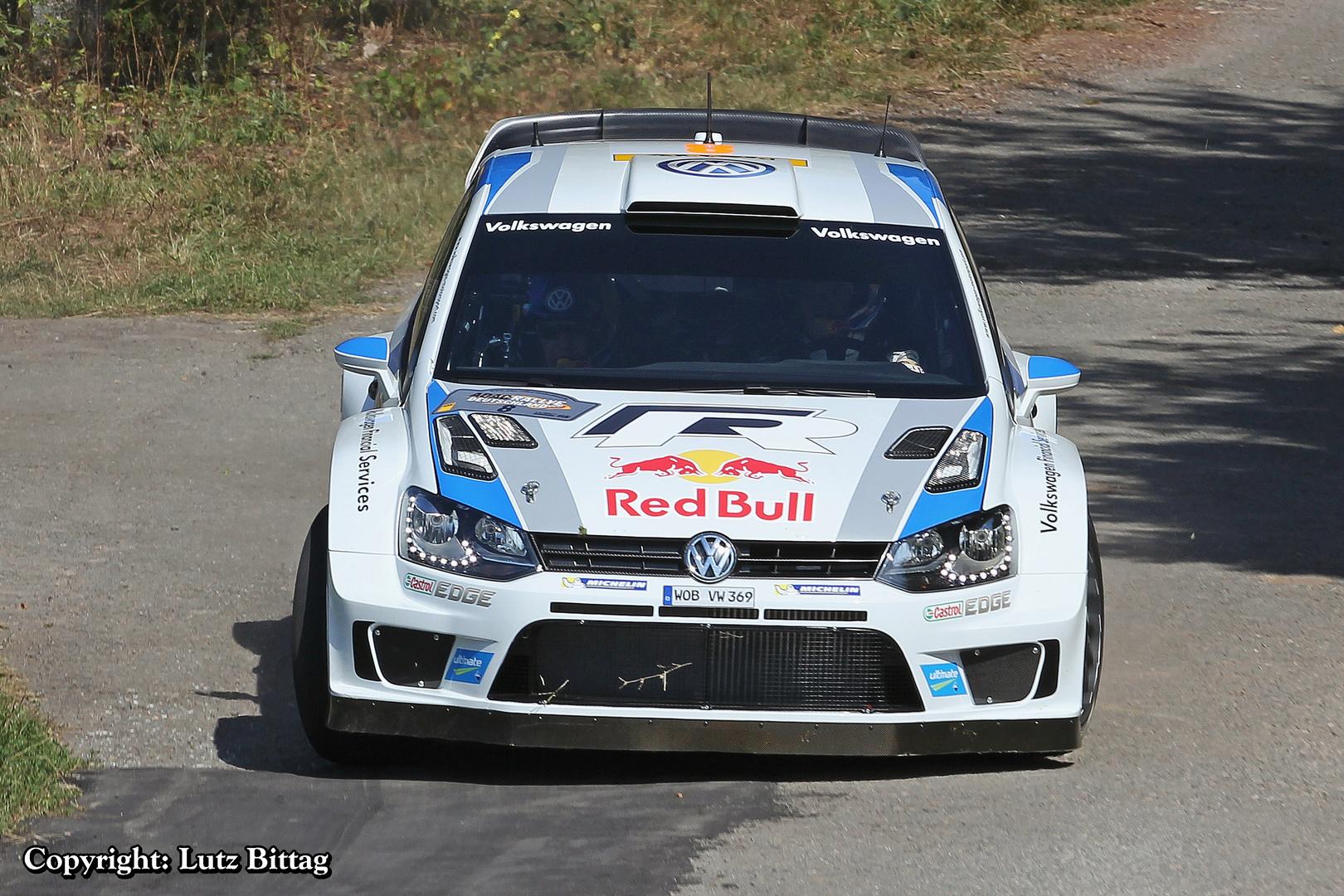Rallye-Weltmeister 2013