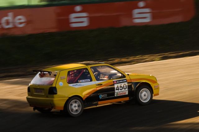 Rallyecross Estering 2010