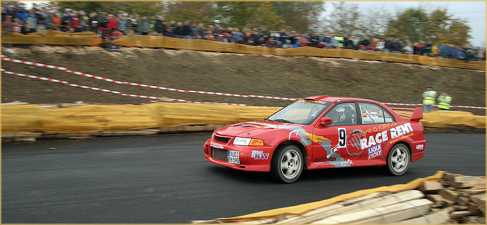 Rallyesprint in Storndorf